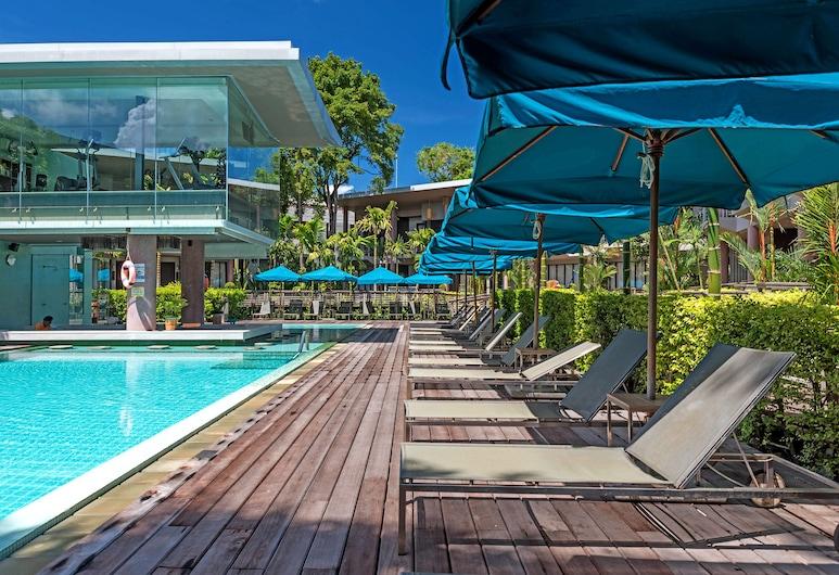Saikaew Beach Resort, Rayong, Intérieur de l'hôtel