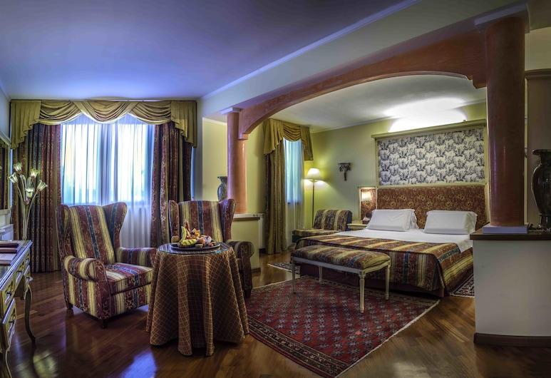 Hotel La Bussola, Novara, Suite, Habitación