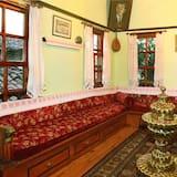 Suite (Altinyaprak Private Mansion) - Living Area