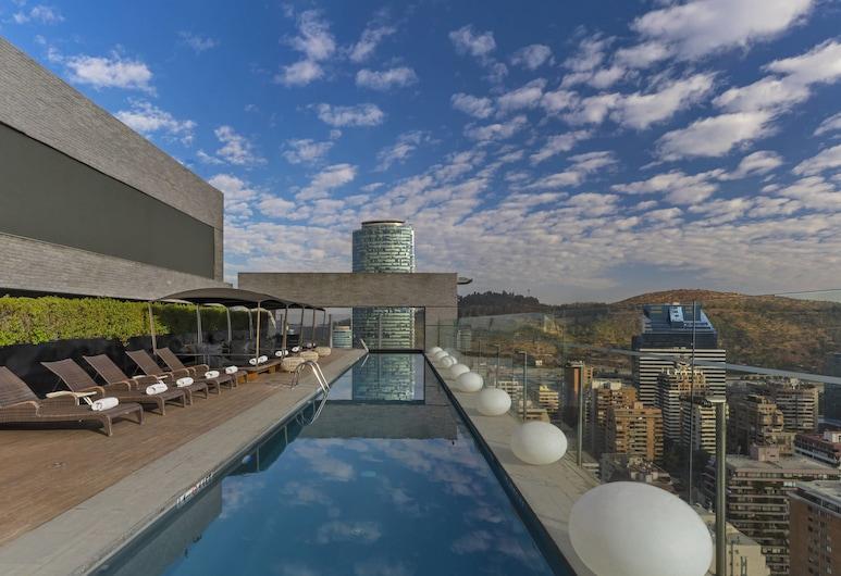 W Santiago, Santiago, Pool