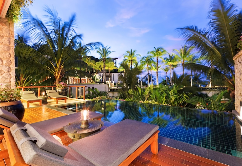 Andara Resort Villas, Kamala, 3 Bedroom Pool Suite, Guest Room