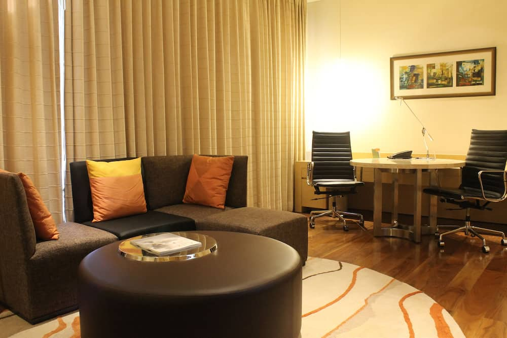 Executive-rum - 2 enkelsängar - icke-rökare - Vardagsrum