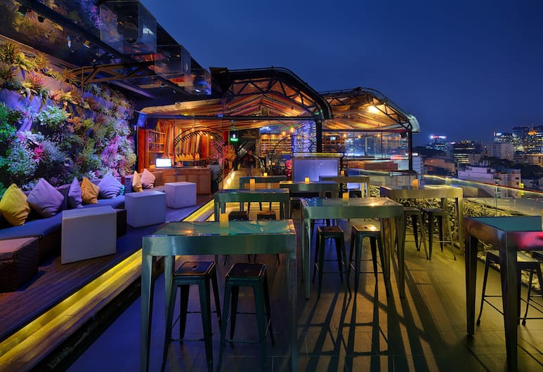 Silverland Central Hotel, Ho Chi Minh-Stad, Hotelbar