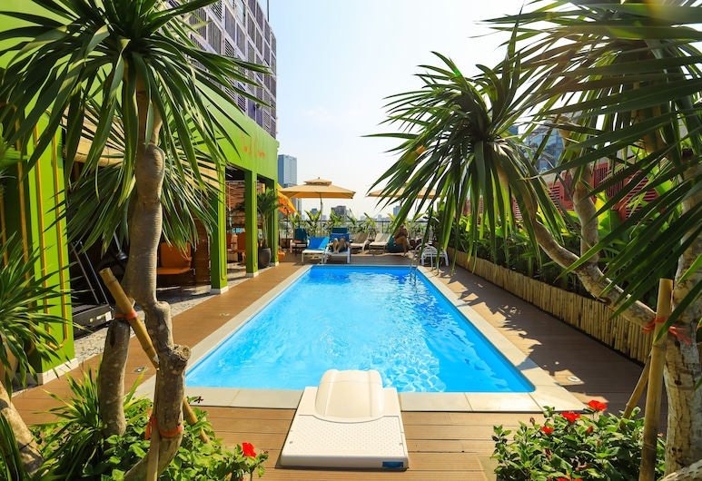 Prostyle Hotel Ho Chi Minh, Ho Chi Minh City, Outdoor Pool