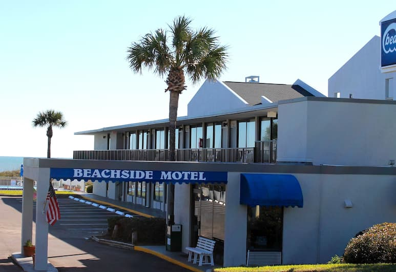 Beachside Motel, Fernandina Beach