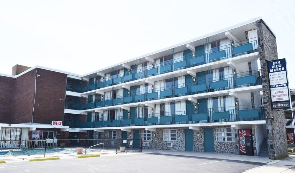 Skyview Manor Motel Seaside Heights