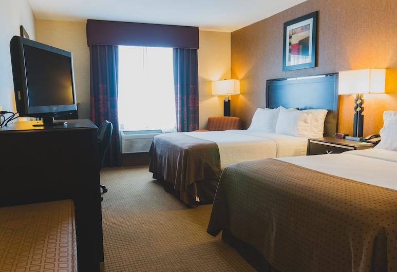 Holiday Inn Jackson Northwest Airport Road, Jackson, Standarta numurs, 2 divguļamās karalienes gultas, nesmēķētājiem, Viesu numurs