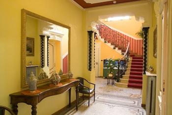 Selline näeb välja Hotel Principi d'Acaja, Turin