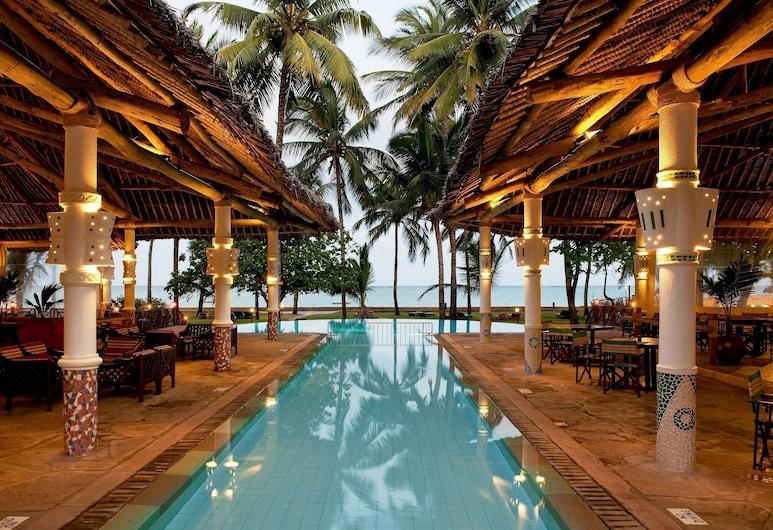 Neptune Village Beach Resort & Spa All Inclusive, Diani Beach, Pool