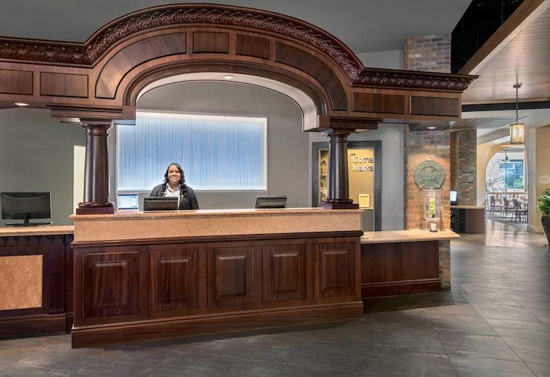 Fairfield Inn & Suites Baltimore Downtown/Inner Harbor, Baltimore, Lobby