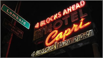 Picture of Motel Capri in San Francisco