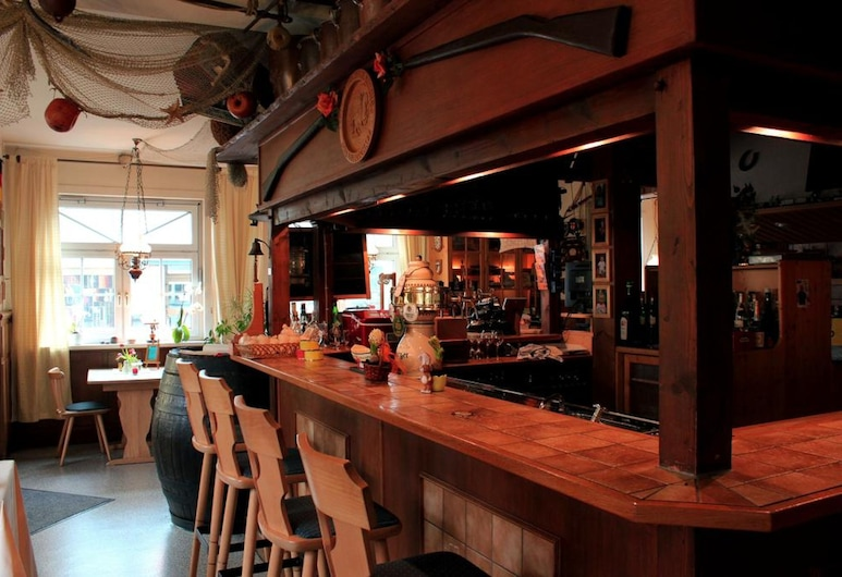 Hotel Restaurant Zum Postillion, Soltau, Hotel Bar