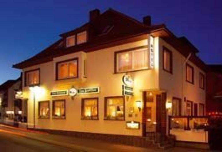 Hotel Restaurant Zum Postillion, סולטאו