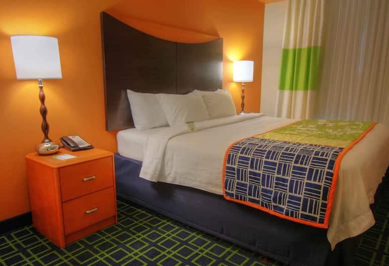 Fairfield Inn & Suites by Marriott Augusta Fort Gordon Area, Augusta, Vierashuone