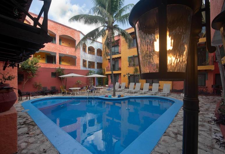 Hotel Hacienda Maria Bonita, Playa del Carmen, Außenpool