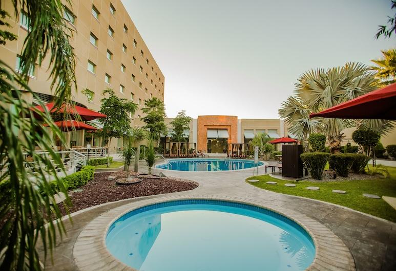 Hotel Lucerna Hermosillo, Hermosillo, Außenpool