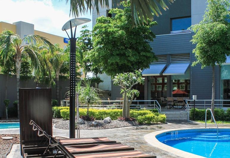 Hotel Lucerna Hermosillo, Hermosillo, Vanjski bazen