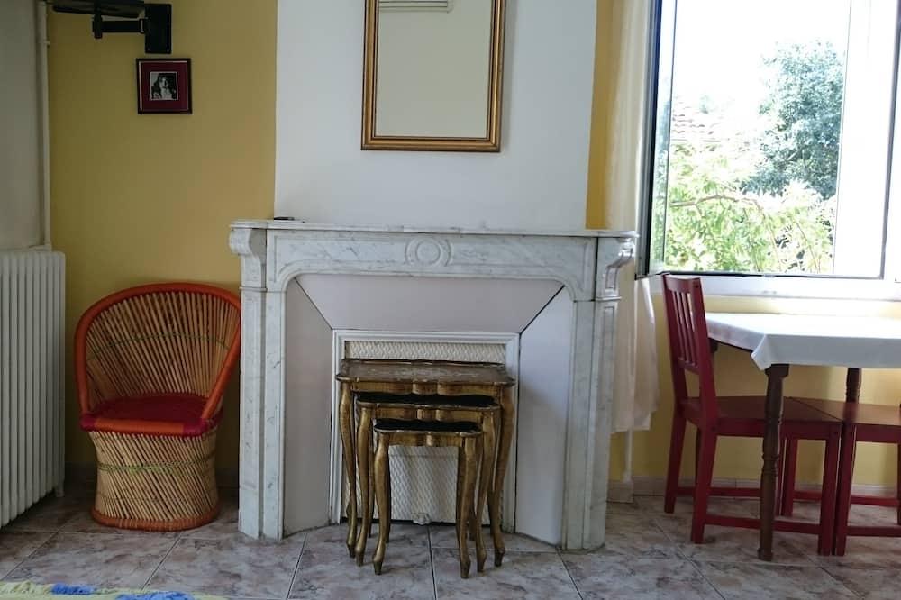 Single Room - Powierzchnia mieszkalna