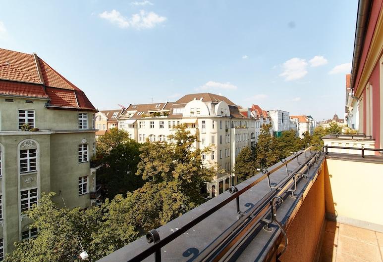 Hotel Europa City, Berlynas, Balkonas