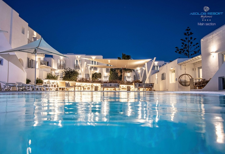 Aeolos Resort Mykonos, Mikonos