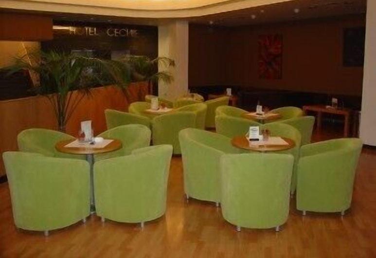 Hotel Čechie Praha, Praga, Lounge do saguão