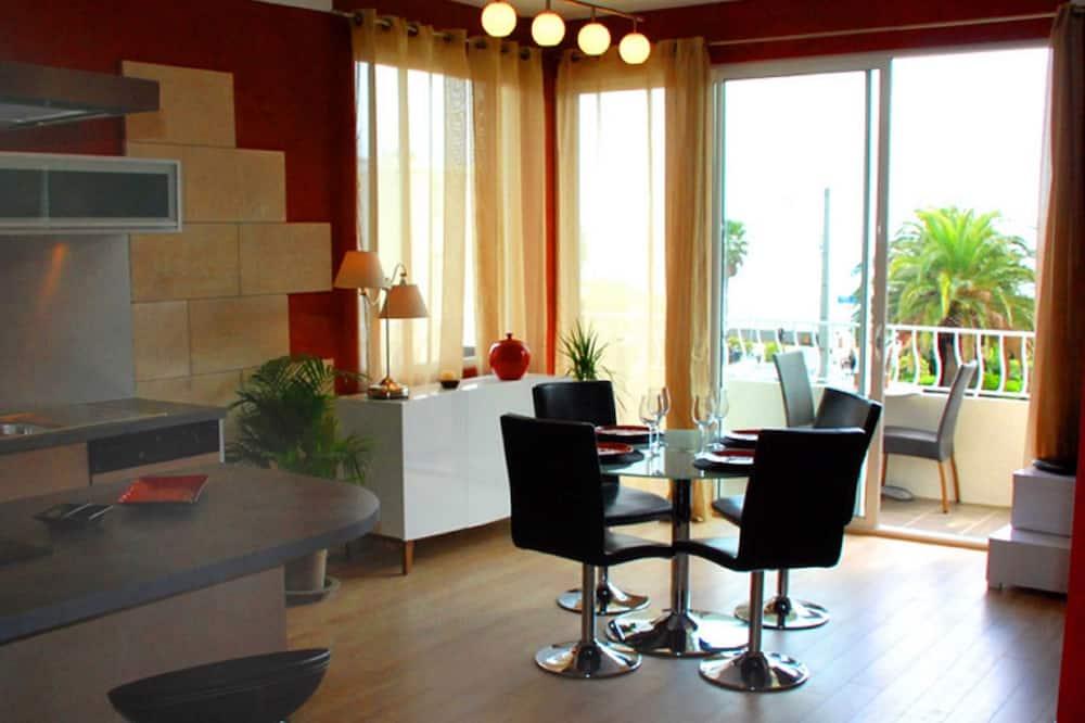 Apartment (Rose Thé) - Balcony