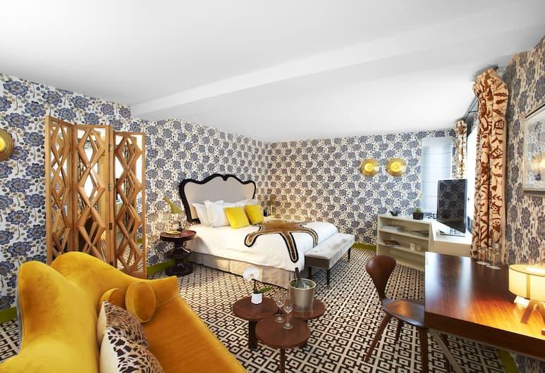 圖米厄酒店, 巴黎