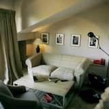 套房, 1 間臥室, 露台, 山景 - 客廳