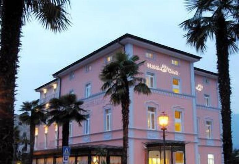 Olivo, Arco, Mặt tiền khách sạn - Ban đêm