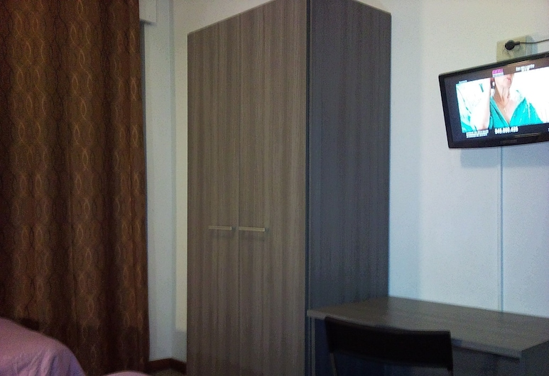 Hotel Bristol, Sesto S. Giovanni, Jednolůžkový pokoj typu Classic, Pokoj