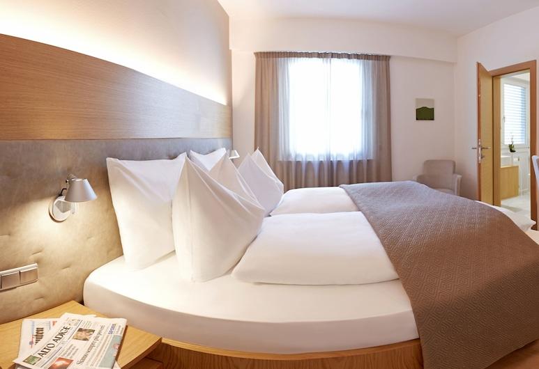 ホテル ポスト グリース, ボルツァーノ, ダブルルーム, 部屋