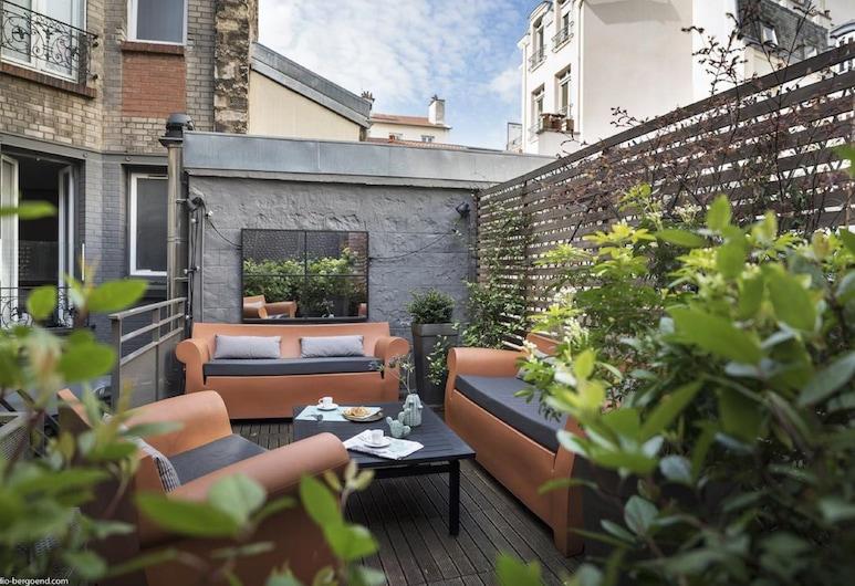 Fred Hotel, Paris, Terrasse/Patio