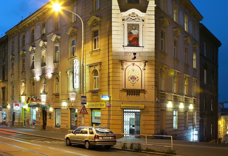 Hotel GOLDEN CITY-garni, Prague