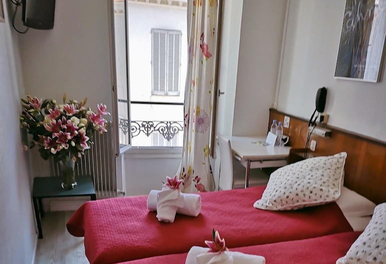 Azurene Royal Hotel, Cannes, Twin kamer, Kamer
