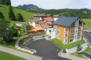 Picture of Genuss- & Aktivhotel Sonnenburg in Mittelberg