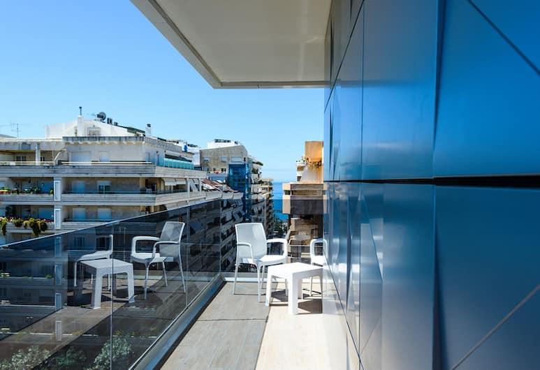 ホテル モナーキ エル ロデオ, マルベラ, シングルルーム シングルベッド 1 台, 客室