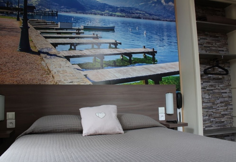 Atipik Hotel Alexandra, Annecy, Room, Canal View, Guest Room