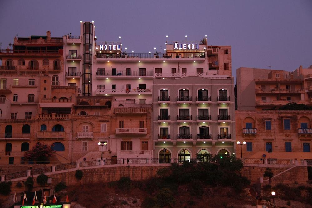 Hotel Xlendi Resort & Spa, Munxar