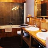 ファミリー スイート 専用バスルーム バレービュー - バスルーム