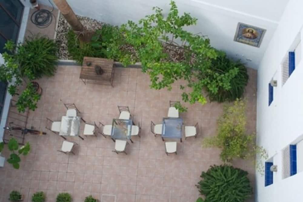雙人房, 地面 - 庭園景