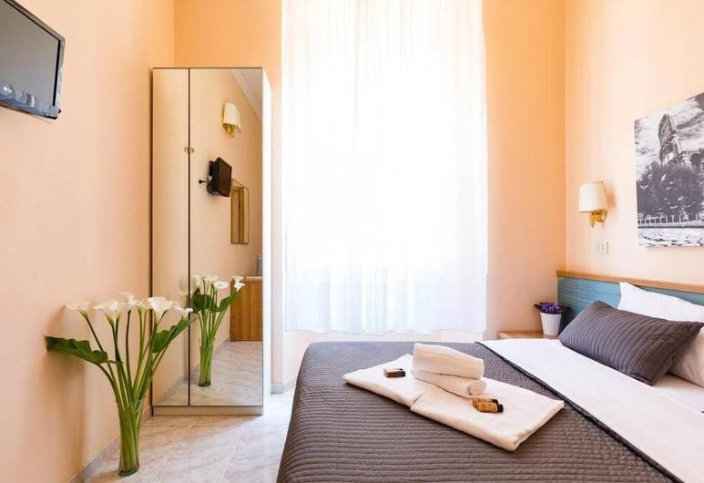 Castelfidardo, Rome, Double or Twin Room, Guest Room