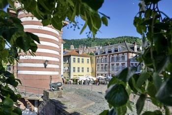 Naktsmītnes Hotel Zur Alten Brücke attēls vietā Heidelberga