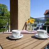 Classic Double Room, 1 Bedroom, River View, Annex Building - Guest Room