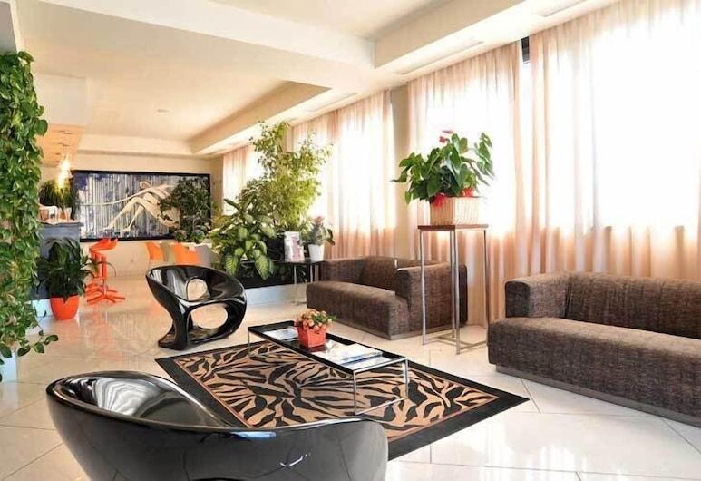 Inn Hotel, Barberino di Mugello, Puhkeala fuajees