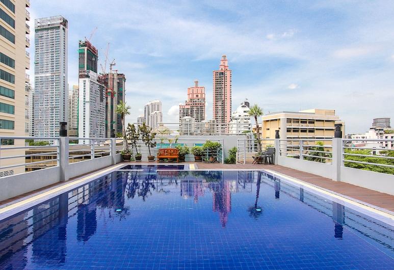Bally Suite Sukhumvit , Bangkok, Basen odkryty