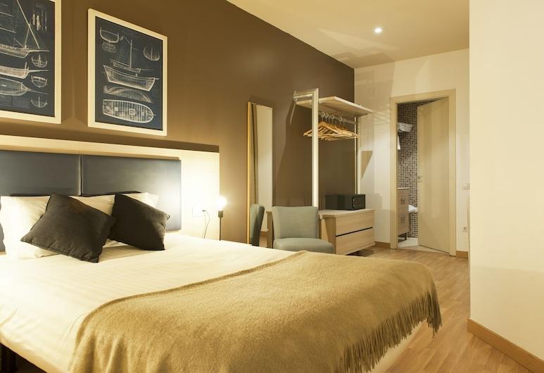 MH Apartments Ramblas, Barcelona, Departamento superior, 2 habitaciones (2 bathrooms), Habitación