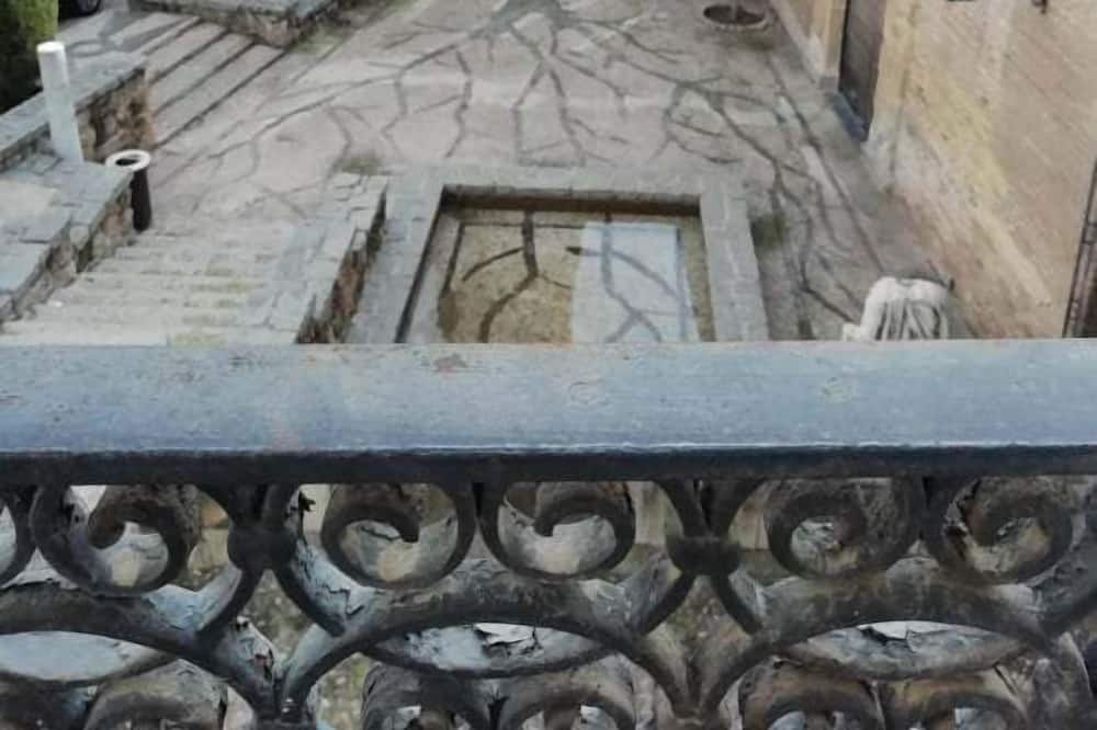 Einzelzimmer - Balkon