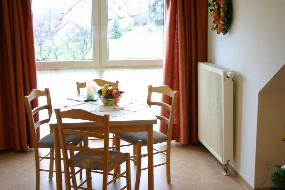 公寓, 1 間臥室 (Fernblick) - 客房餐飲服務