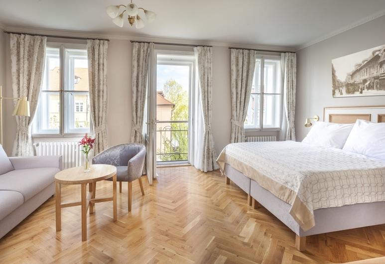 Hotel U Zlatých nůžek, Praag