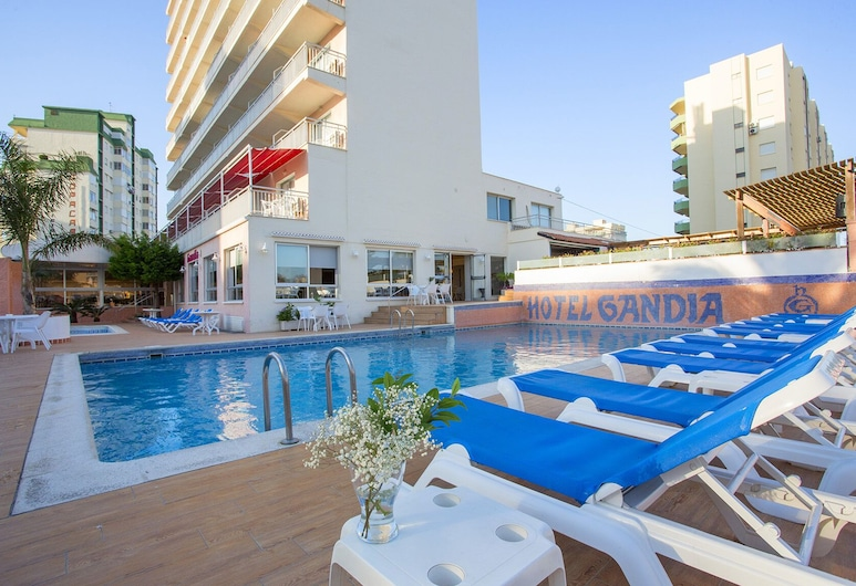 Hotel Gandia, Gandia, สระว่ายน้ำ